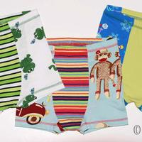 Around the World -- 7pk Custom Boxer Briefs Sz 2 to 5