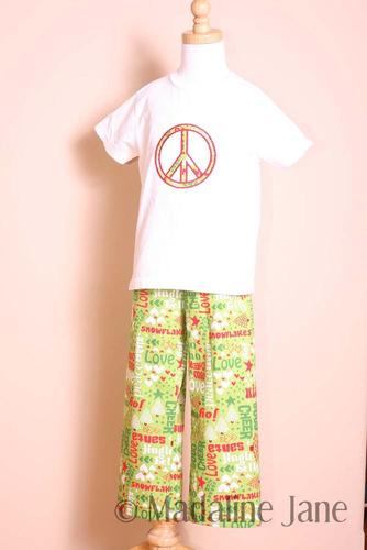 Peace Lounge Set Sz 4/6