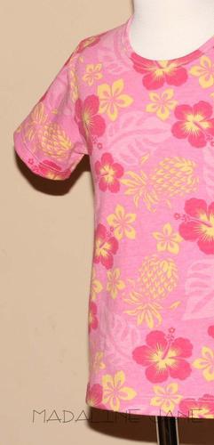 Spring Has Sprung!<br> Girls Tee Size 3 by Madaline Jane
