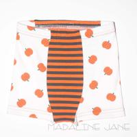 Fall Pumpkins Boxers Size 4
