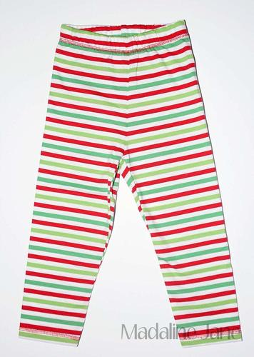 Holly Jolly... <br>Holiday Leggings Sz 2/3