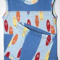 Around the World... Boys Tank and Boxer Set Size 2t